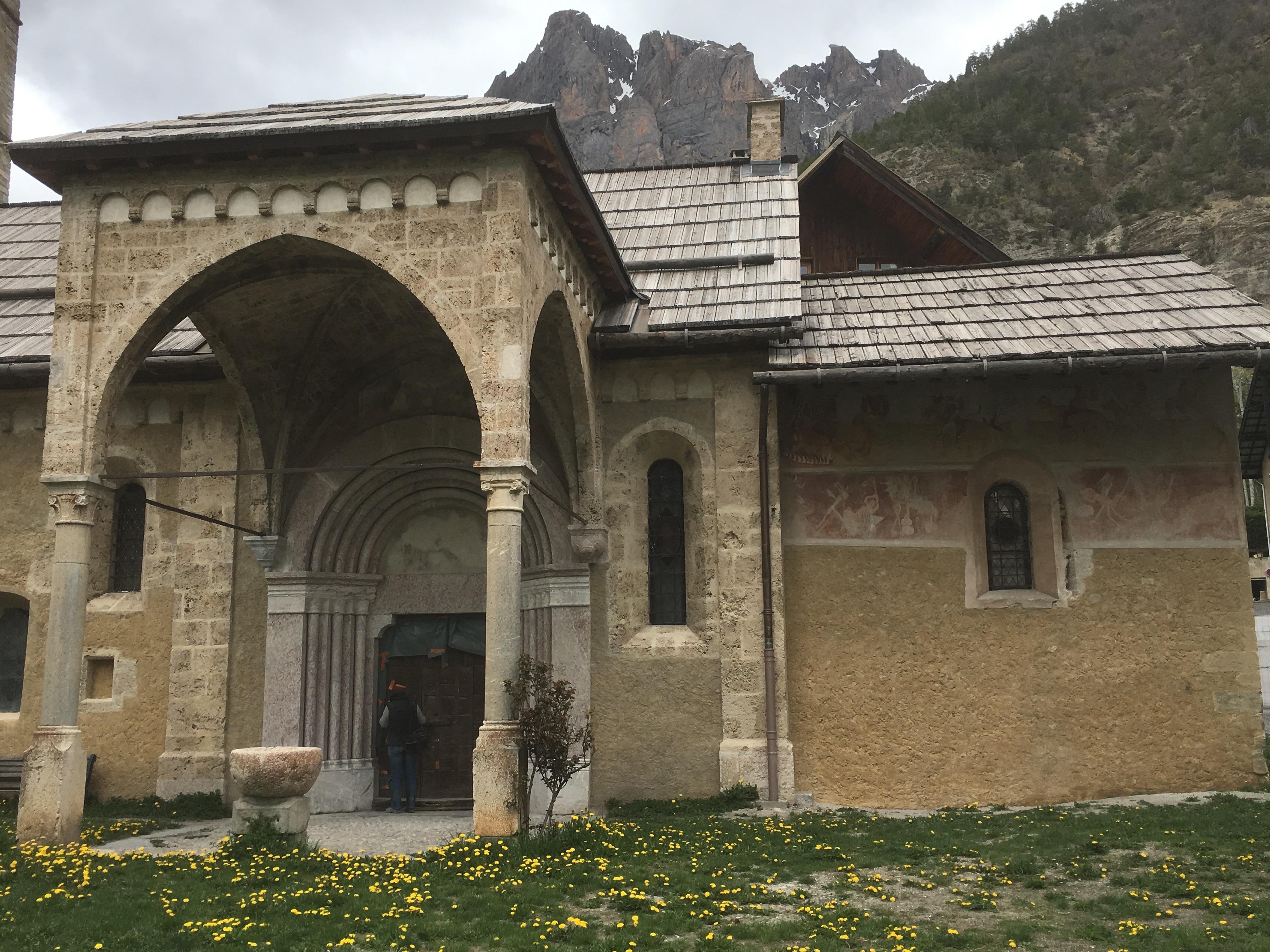 Eglise du 05 classée MH