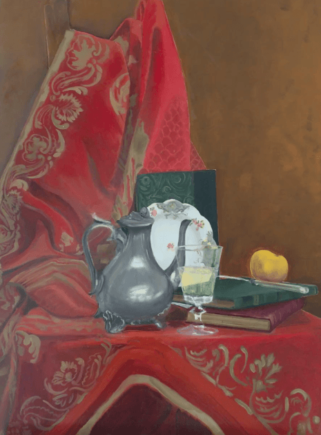 Trompe l'oeil Nature morte