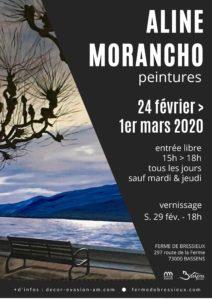 Affiche expo ferme de Bressieux 0220